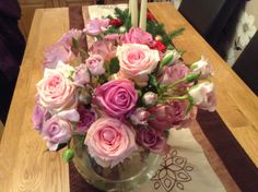 Lovely rose bouquet.