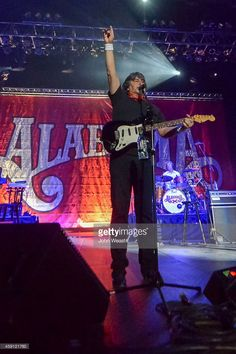 Randy Owen of the country music group Alabama performs live in concert at United Supermarkets Arena on November 16, 2014 in Lubbock, Texas.