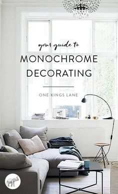 Any design-lover who's ever landed on a Scandinavian blog via Pinterest knows how appealing that strikingly simplistic approach to color can be.