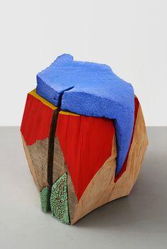 Unruly Grace: Arlene Shechet in Boston - artcritical artcritical Modern Sculpture, Wood Sculpture, Arlene Shechet, Ceramic Sculpture Figurative, Institute Of Contemporary Art, Flower Decorations, Ceramic Art, Wood Art, Sculpting