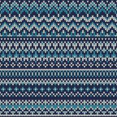 Výsledek obrázku pro fair isle knitting design