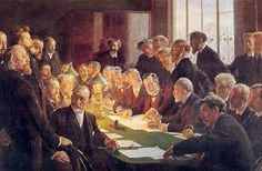Kroyer, Peder Severin (1851-1909) - 1888 Committee for the French Art Exhibition in Copenhagen 1888 (Den Hirschsrungske Samling, Copenhagen, Denmark), for more please visit: http://www.painting-in-oil.com/artworks-Manet-Edouard-page-1-delta-ALL.html