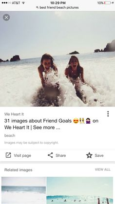 55 best cute beach pictures images in 2017 Cute Beach Pictures, Beach Images, Pictures Images, Beach Photos, Beach Picture Outfits, Picture Poses, Picture Video, Photo And Video, Friend Pictures