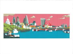 City of London Pink