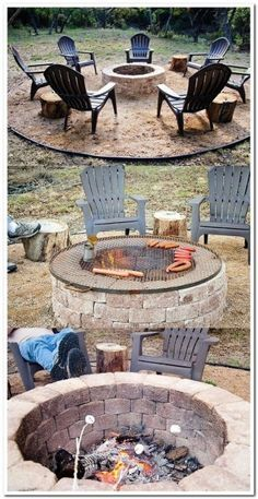 """our website for even more details on """"outdoor fire pit party"""". It is an outstanding area for more information.See our website for even more details on """"outdoor fire pit party"""". It is an outstanding area for more information. Desert Backyard, Backyard Patio Designs, Patio Ideas, Pergola Ideas, Sloped Backyard, Diy Firepit Ideas, Rustic Backyard, Pergola Designs, Pergola Plans"""