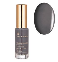 Yves Rocher Limited Edition Nail Lacquer - Intense Grey - http://47beauty.com/nails/index.php/2017/01/03/yves-rocher-limited-edition-nail-lacquer-intense-grey/ Yves Rocher Limited Edition Nail Lacquer – Intense Grey  Beautify your nails thanks to the Limited Edition Nail Lacquer  shades! Deep, bright and highly pigmented colors that offer intense shine! Nails are coated with a covering, smoothing texture from the first coat. The colors are long-lasting thanks to the nat