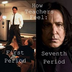How Teachers Feel: