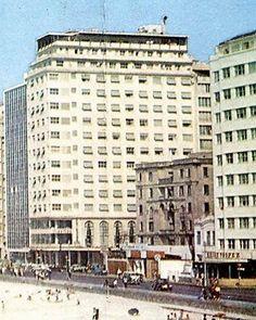 Hotel Miramar - Av. Atlântica