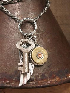 stephen tyler jewelry | Shotgun casing and bullet casing jewelry and accessories from Key of A ...