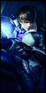 Dark As Night: MLBB Wallpaper HD/4K | Gusion Mobile Legend Wallpaper, Hero Wallpaper, Marvel Wallpaper, Alucard Mobile Legends, Dangerous Liaisons, Moonlight Sonata, League Of Legends Game, The Legend Of Heroes, Android Hacks