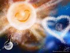 Manchmal braucht es nur Licht, viel Liebe und Zeit, um das Gute wachsen zu lassen. Make Myday die Abenteuer der kleinen Fee als Kalender und FineArt http://www.spielweltv3galerie.com/shop/make-myday/