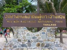 "Emerald Lake called ""Talay Nai"" by the locals and occasionally ""Blue Lagoon"" from the Hollywood movie The Beach, is one of the most popular and stunning features of the 42 Island archipelago, Ang Thong National Marine Park. http://www.islandinfokohsamui.com/"