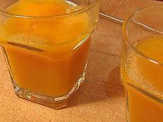 Grepový nápoj s kurkumou