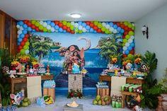 Festa Moana Moana Party