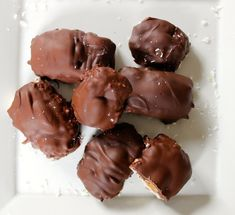 Paleo Almond Delights #recipe by Barefoot Provisions #paleo #christmas