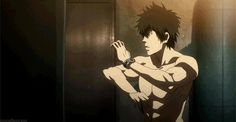 Even Akane can't keep her eyes off Kogami's butter rolls