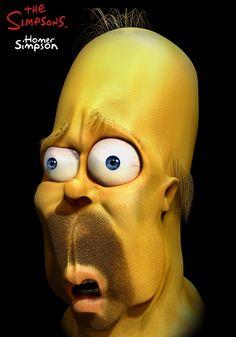 Simpson Cast