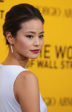 7b358488610 Jamie Chung at the US premiere of 'The Wolf of Wall Street' sponsored by