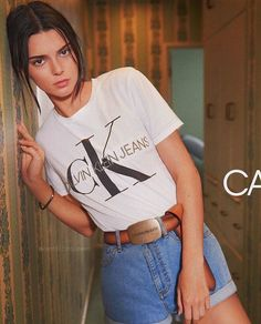 Kendall for Calvin Klein Spring 2019 Campaign Kendall Jenner Calvin Klein, Kendall Jenner Modeling, Kendall Jenner Photoshoot, Kendall Jenner Outfits, Kendall And Kylie Jenner, Modelos Calvin Klein, Kendalll Jenner, Calvin Klein Outfits, Calvin Klein Women