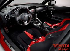 2013 Scion FR-S Toyota Pro Celebrity Race car interior steering wheel Photo on March 2013 Need For Speed Cars, Scion Cars, Toyota Cars, Toyota 86, Rear Wheel Drive, My Ride, Car Pictures, Used Cars, Race Cars