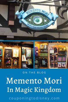 Memento Mori in the Magic Kingdom