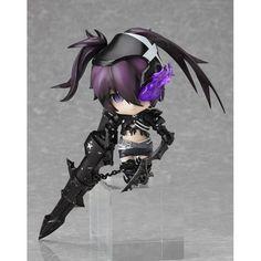 Nendoroid Insane Black Rock Shooter PREORDER JAPAN Figure Toy Good Smile Company http://cgi.ebay.com/ws/eBayISAPI.dll?ViewItem=130717209939