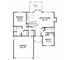 Small House Plans under 1100 square feet | Page 3