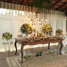 Wedding Entrance, Entrance Decor, Head Table Wedding, Our Wedding, Wedding Stuff, Wedding Snacks, Sunflower Party, Country Wedding Decorations, Elegant Bridal Shower