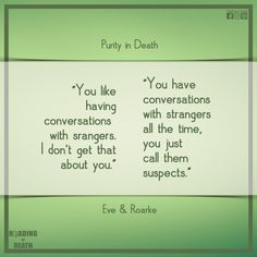 Reading In Death A Jd Robb Readers Group Reading In Death Profile Pinterest