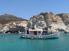 Are you planning to visit the beautiful island of Milos in Greece? Keep reading for more info on what to see and where to eat through the eyes of a local