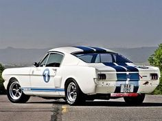 Stirling Moss's 1965 Shelby GT350 Up For Sale
