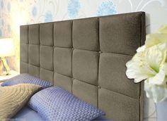 Luxury Tufted CALIFORNIA Chenille Fabric Crystal Diamante Headboards Bedroom