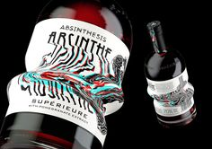 Absinthesis - Absinthe Supérieure (Concept) on Packaging of the World - Creative Package Design Gallery