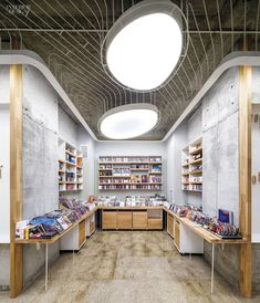 Carturesti's Newest Store in Bucharest Defies the Demise of Books