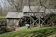 Mabry Mill  Photography by Cindy Howe