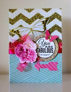 "Kaisercraft - ""All That Glitters"" Cards"