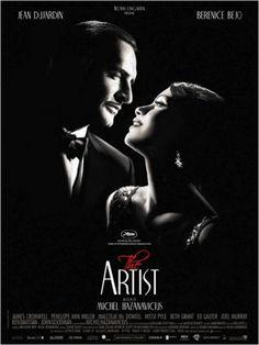 THE ARTIST Una estrella del cine mudo conoce a una joven bailarina bcb63464afb