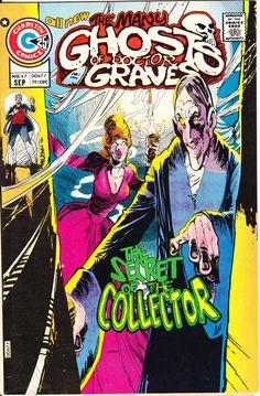 Creepy Comics, Horror Comics, A Comics, Charlton Comics, Creepy Guy, Comics For Sale, Silver Age Comics, Steve Ditko, Fantasy House