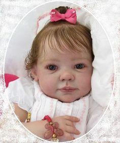 Reborn Baby Doll Chloe Ann Timmerman by Adorable BEBE Nursery | eBay