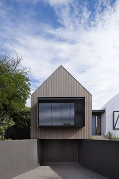 Seaview House / Jackson Clements Burrows Architects | ArchDaily