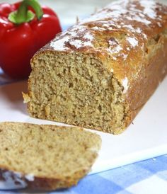 Klicka här för att komma till receptet! Lättgjort recept med steg-för-stegbilder som visar hur man gör. Savoury Baking, Bread Baking, Bread Recipes, Snack Recipes, Bakers Gonna Bake, Our Daily Bread, No Bake Desserts, Food Inspiration, Baked Goods