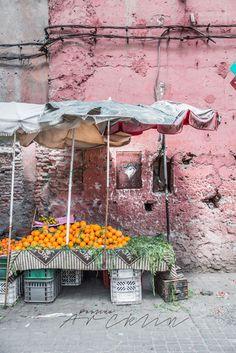 Stunning photography of Marrakech, Morocco by Paulina Arcklin