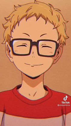 I'm def not falling for Tsukki 😅😳 || Credits to (@jinsburntrice)