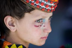 The Kalash claim legendary ancestry of descendents of Alexander the Great's armies