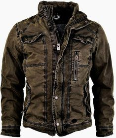 Mens jackets. Jackets really are a crucial part of each and every man's closet. Men will need jackets for a number of circumstances and several varying weather conditions #casualmensfashion