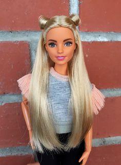104 Best Barbie hairstyle images in 2019   Barbie dolls, Barbie ...