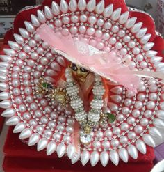 #ladoogopal #thakurji  #krishnaconsciousness... Krishna Love, Krishna Art, Shree Krishna, Radhe Krishna, Janmashtami Decoration, Guru Nanak Ji, Laddu Gopal Dresses, Bal Gopal, Ladoo Gopal