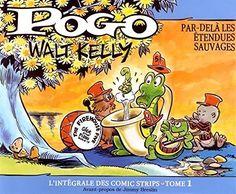 De 1948 jusqu'à la mi-1973, le Pogo de Walt Kelly était l'un des strips les plus brillants des pages BD des journaux américains avec des personnages haut en couleur (même pour une série en noir et blanc), plein d'humour et d'intelligence. Il s'agissait d'une bande dessinée qui présupposait que ses lecteurs étaient eux aussi drôles et intelligents… Sinon, on pouvait toujours admirer les jolis dessins. Le style fertile et vivant de Kelly vous attirait dans son marais, et sa délirante galerie…