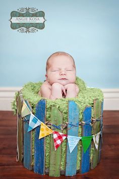 Such A Cute Baby In A Hot Air Balloon Great For Your