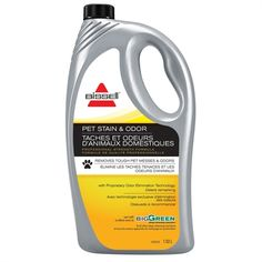 Bissell 52-oz Pet Carpet Steam Cleaner Chemical